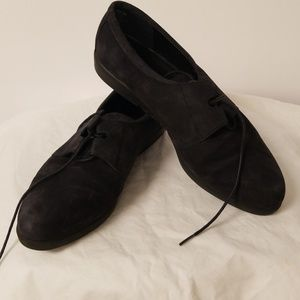 Rockport Penny Loafers Black Shoes Size 7 1/2 M
